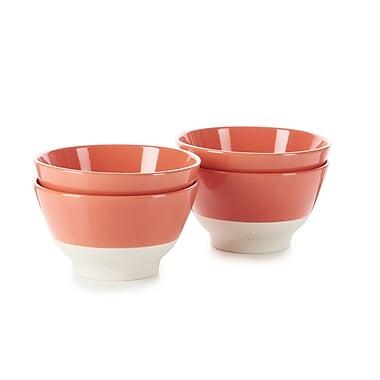 Revol Color Lab Dessert Bowl (Set of 4); Capucine