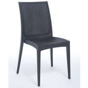 Beaufurn Sarah Side Chair; Black