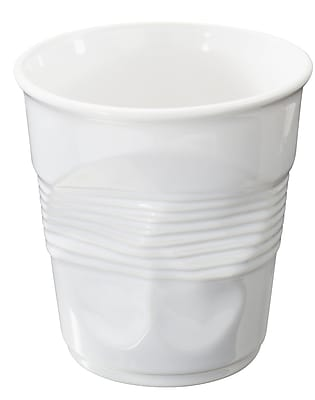 Revol Froisse Gobelets Crumple Cup; White WYF078279924202