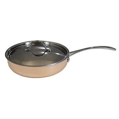 Concord 9.5'' Tri-ply Frying Pan w/ Lid