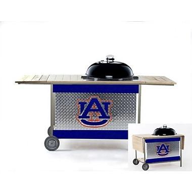 HensonMetalWorks NCAA Grill Stand; Auburn University