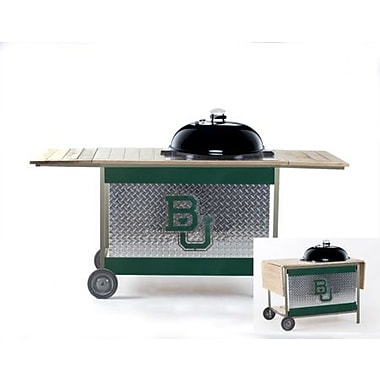 HensonMetalWorks NCAA Grill Stand; Baylor University