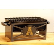 HensonMetalWorks NCAA Portable Tailgating Hibachi Grill Stand; Georgia Institute of Technology