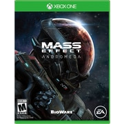 Mass Effect Andromeda, XBox One