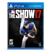 MLB 17 The Show, PS4