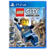 Lego City : Undercover, PS4