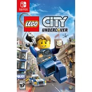 Lego City: Undercover, Nintendo Switch