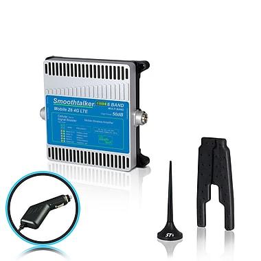 Smoothtalker – Ens d'amplificateur de signal de téléphone pour véhicule Mobile Z6 50 dB 4G LTE haute puissance 6 bandes sans fil