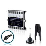 Smoothtalker – Ens. d'amplific. signal téléphone de véhicule Mobile X6 50 dB 4G LTE extrême puiss., 6 bandes sans fil