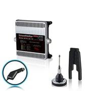 Smoothtalker – Ens. d'amplific. signal téléph de véhicule Mobile X6 PRO 53 dB 4G LTE extrême puiss., 6 bandes