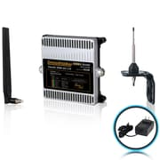 Smoothtalker Stealth Z6 60dB 4G LTE High Power 6 Band Cellular Signal Booster Kit. Covers up to 3500 sq.ft.