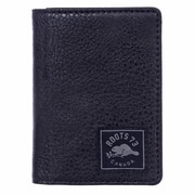 Roots 73 Card/Coin Holder, Black