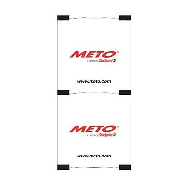 MetoMD – Rouleau de billets pour distributeur Turn-O-Matic Touch+, 10 paquets de 2000 billets (9469122)