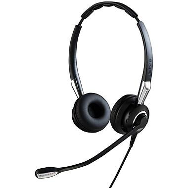 Jabra BIZ 2400 Telephone Headset, Binaural (2489-820-209)
