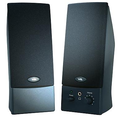 Cyber Acoustics - Système de haut-parleurs alimentés 2.0 (CA-2011WB)