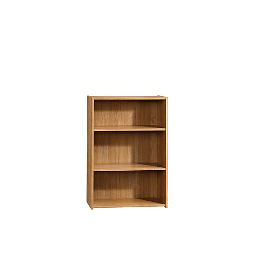 Sauder Beginnings 3 Shelf Bookcase 413322 Rollover Image To Zoom In Https Www Staples 3p S7 Is