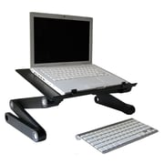 Uncaged Ergonomics WorkEZ Professional Notebook Stand, Black