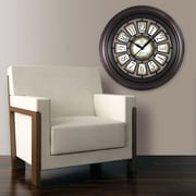 "FirsTime® 29"" Oversized Majestic Hollow Wall Clock"