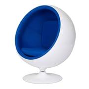 Pangea Home Kid's Novelty Chair; Blue