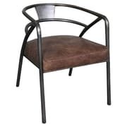17 Stories Sture Barrel Chair (Set of 2)