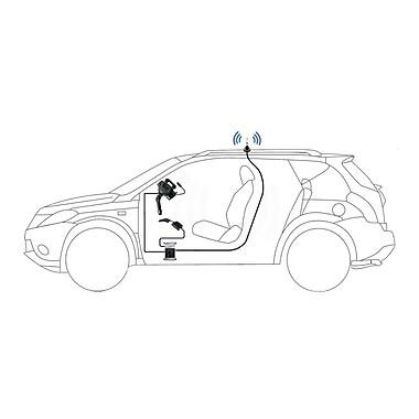 Smoothtalker – Trousse d'amplificateur cellulaire extrême puissance à 6 bandes Mobile CX6 4G LTE (BTX630MSUPA)