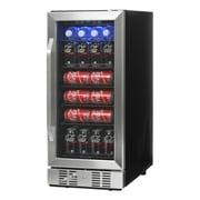 NewAir – Refroidisseur de boissons ABR-960 compact, encastrable, 96 canettes