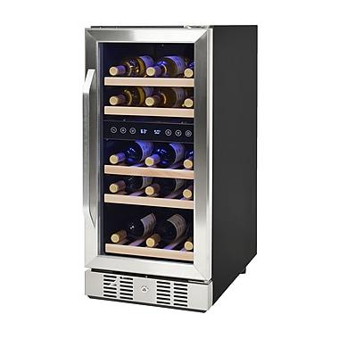 NewAir – Refroidisseur à vin compact avec compresseur AWR-290DB, 29 bouteilles
