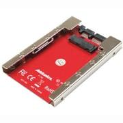 Addonics micro SATA to SATA HDD Adapter (AD18M25S)