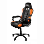 Arozzi Enzo Racing Style Gaming Chair, Orange/Black (ENZO-OR)