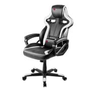 Arozzi Milano Ergonomic Gaming Chair, White/Black (MILANO-WT)