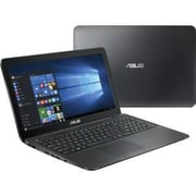 "ASUS X555YA-DB84Q 15.6"" Notebook, LCD, AMD A8-7410, 1TB HDD, 8GB, Windows 10 Home, Black"