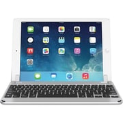 "Brydge BRY1011 Aluminum Bluetooth Keyboard Case for 9.7"" Apple iPad Air/Air 2/iPad Pro, Silver"