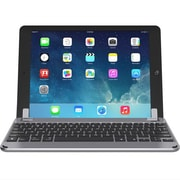 "Brydge BRY1012 Aluminum Bluetooth Keyboard Case for 9.7"" Apple iPad Air/Air 2/iPad Pro, Space Gray"