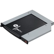 "CRU DataPort 27 2.5"" 1-Bay SATA Internal Hard Drive Enclosure, Black (8270-6409-8500)"