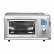 Cuisinart 0.6 cu. ft. Convection Steam Oven, Stainless Steel (CSO-300N1)