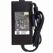 Dell™ 3-Prong AC Adapter with 6' Power Cord, 180 W, Gray (TW1P0)