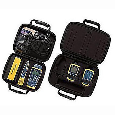 Fluke Networks CableIQ™ Copper and Fiber Technician's Kit (CIQ-FTKSFP)