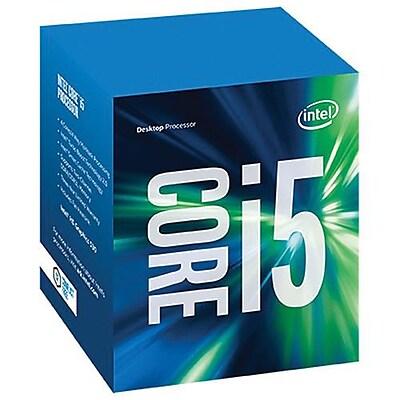 Intel Core i5-7400 Desktop Processor, 3 GHz, Quad Core, 6MB SmartCache (BX80677I57400)