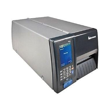 Intermec PX4i Direct Thermal/Thermal Transfer Label Printer, 406 dpi, Silver (PX4C010000005040)