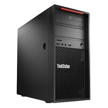 Lenovo ThinkStation P410 30B3003QUS Desktop Computer (Intel, 512GB, 16GB, Windows 7 Professional, NVIDIA Quadro K1200)