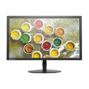 "lenovo™ ThinkVision T2424z 23.8"" Widescreen LED LCD Monitor, Raven Black (60F8MAR1US)"