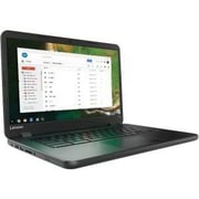 "lenovo™ 80US0003US 14"" Chromebook, LCD, Intel Celeron N3060, 16GB Flash, 2GB, Chrome OS, Black"