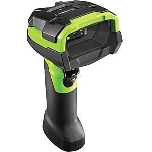 Zebra DS3678-HP 1D/2D Ultra-Rugged Handheld Barcode Scanner, Wireless, Industrial Green (DS3678-HP3U4210SFW)