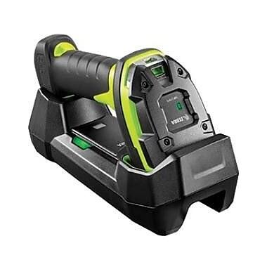 Zebra DS3678-SR 1D/2D Ultra-Rugged Handheld Barcode Scanner, Wireless, Industrial Green (DS3678-SR3U42A0SFW)