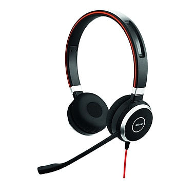Jabra Evolve 40 MS Stereo Headset (6399-823-109)