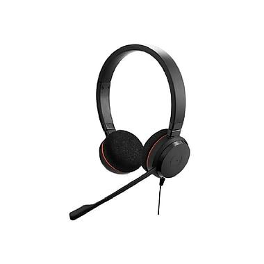 Jabra – Casque d'écoute stéréo MS Evolve 20 (4999-823-109)