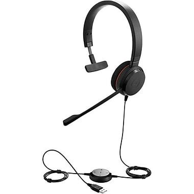Jabra – Casque d'écoute mono MS Evolve 20 (4993-823-109)