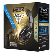 Turtle Beach Ear Force PX24 Wired Gaming Headset, Multiplatform (731855033300)