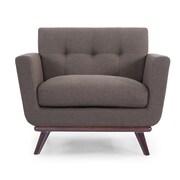 Kardiel Jackie Arm Chair; Urban Storm