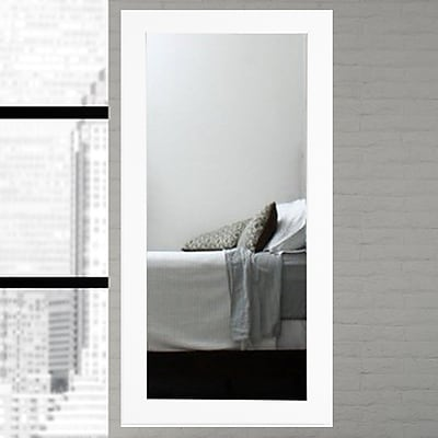 American Value Current Trend Vanity Wall Mirror; 32'' H x 22'' W x 0.75'' D